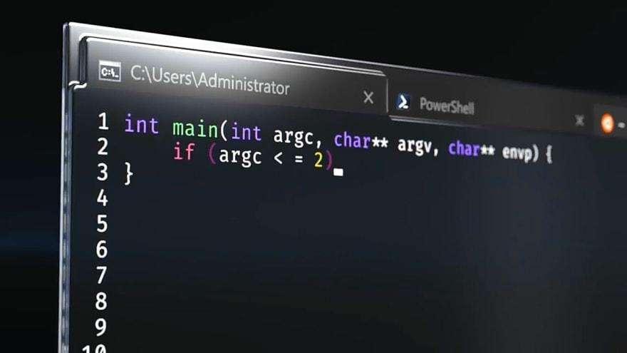 C++ inside Terminal