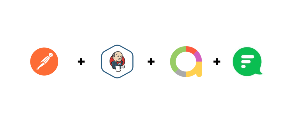 Cover image for Integrating Newman API test collections with Jenkins and publish reports using Flock messenger