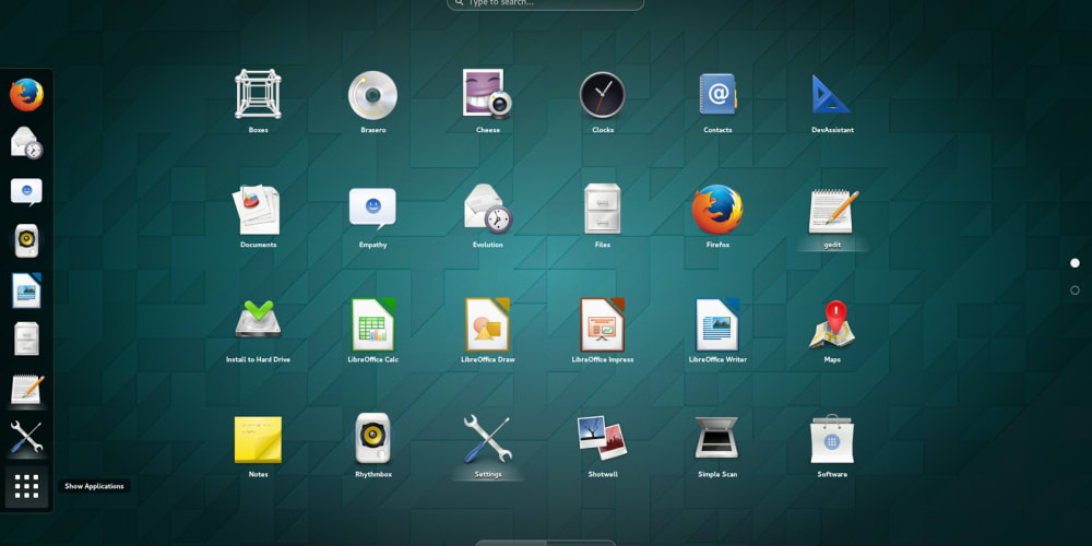 Linux Desktop Environments: before eat it