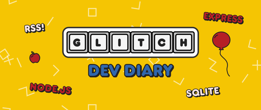 Cover image for Dev Diary Week 4 - Saving to SQLite