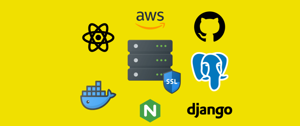 Cover image for Build and Deploy your Django & React App: Authentication, Docker, AWS Lightsail, GitHub Actions & PostgreSQL