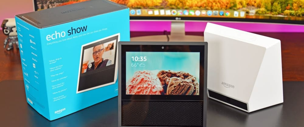 Cover image for First Impressions on Using the Amazon Echo Show to Aid Distributed Work