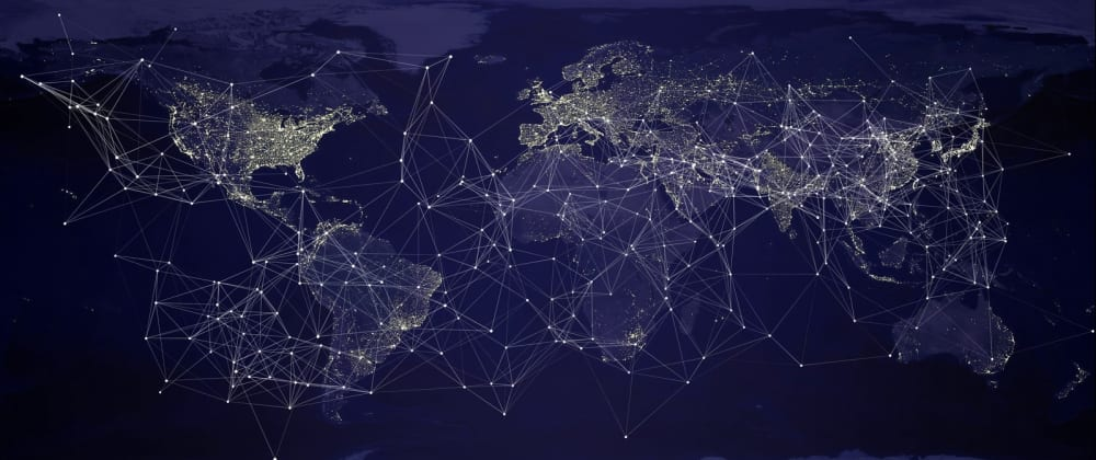 Cover image for Named Data Networking (NDN) — The new internet.