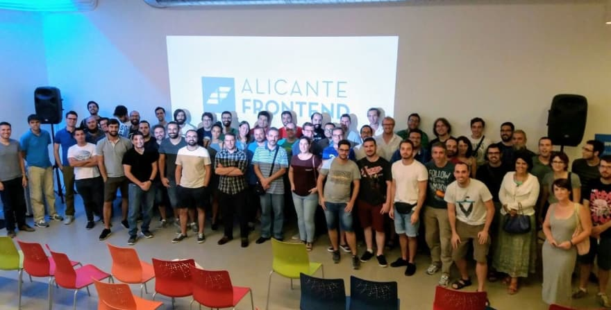 Alicante Frontend's people