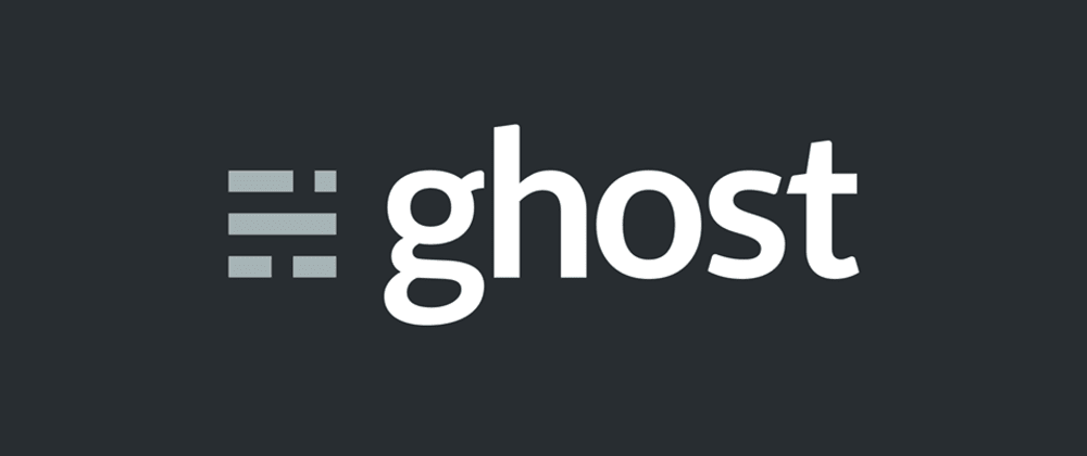 Cover image for A Ghost blog for $0