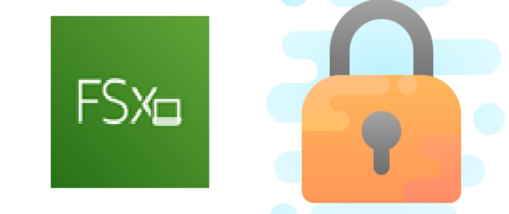 Cover image for Amazon FSx for Windows File Serverで隠し共有フォルダを作る