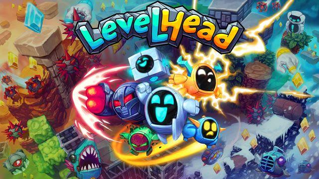 Levelhead Box Art