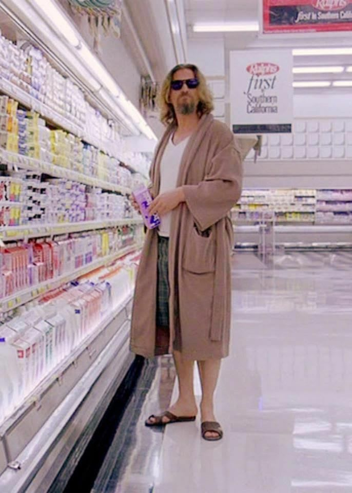 The Dude from Big Lebowski
