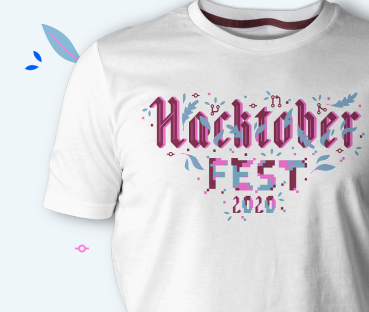Hacktoberfest T-shirt