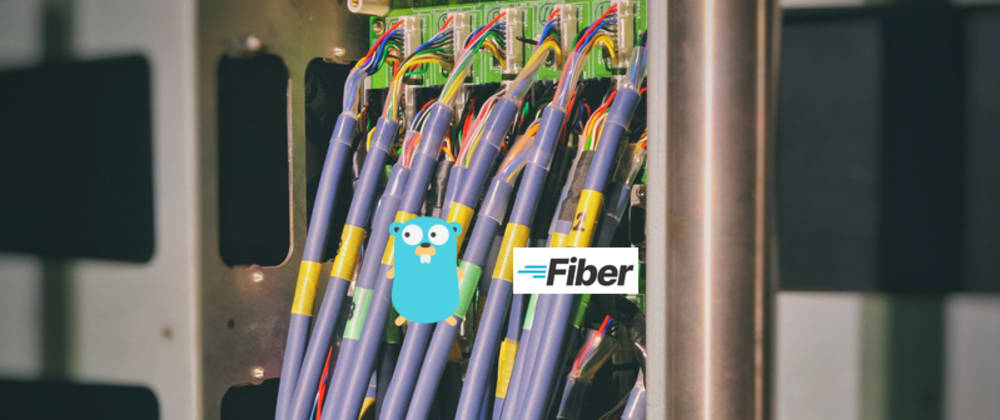 Cover image for Dipping Your Feet Into Servers With Golang + Fiber
