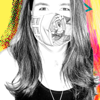 Cyber profile picture