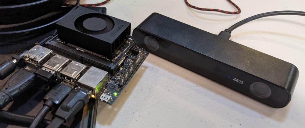 Cover image for How to build ZED 2i Camera x ROS2 Foxy x Nvidia Jetson x Ubuntu 18.04 via Docker