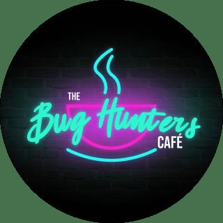 The Bug Hunters Café logo