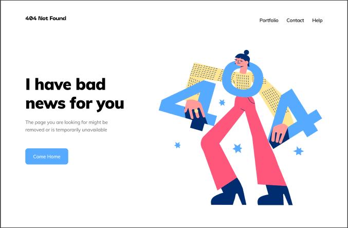 Error 404 Fun