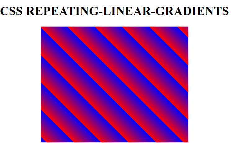 css repeating