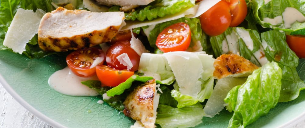 Cover image for Chicken Salad Review