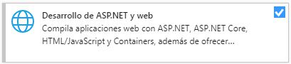 Workload ASP.NET