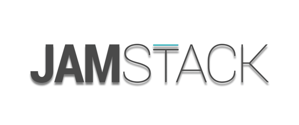 Cover image for jamStack : the what now?