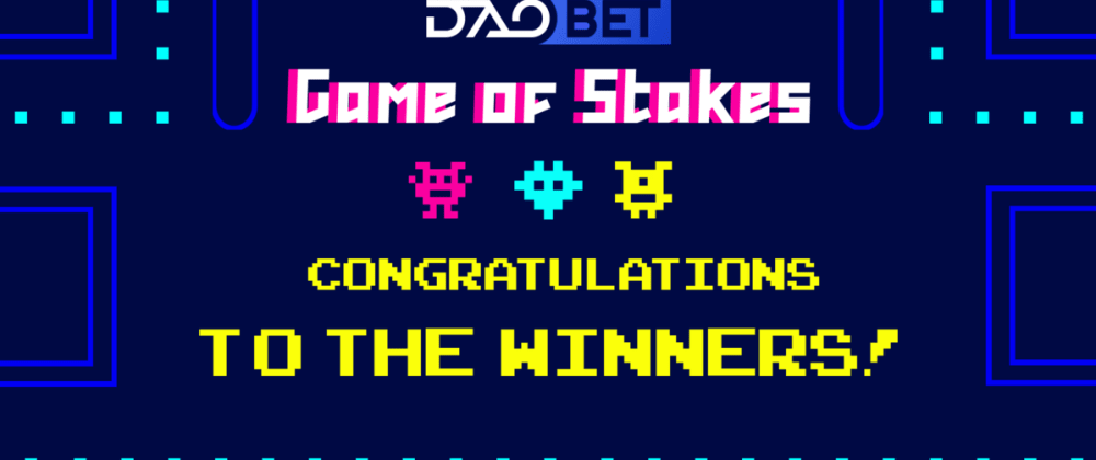 Cover image for Game of Stakes Results