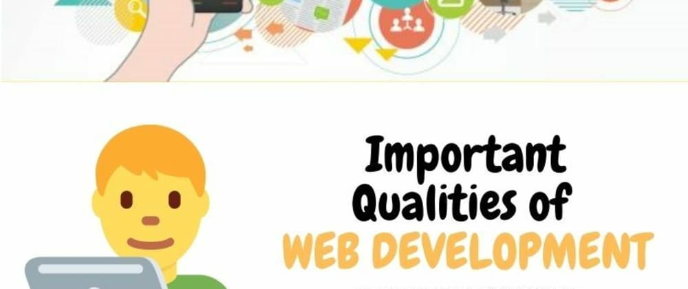 Cover image for Important Qualities of a Good Web Development Company