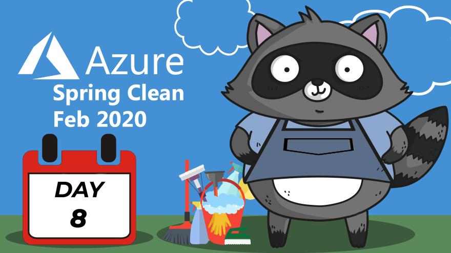 Azure Spring Clean 2020