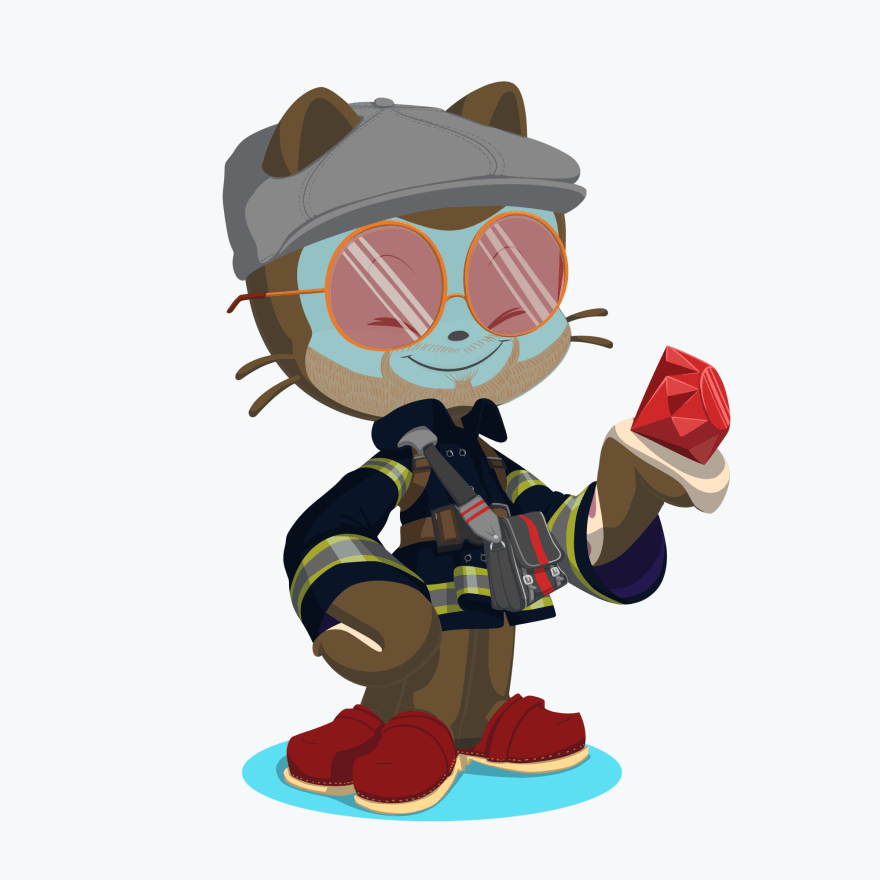 Josh Cheek as an Octocat