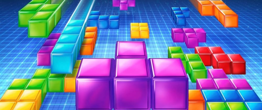 Cover image for Step by step Tetris on ES6 and Canvas