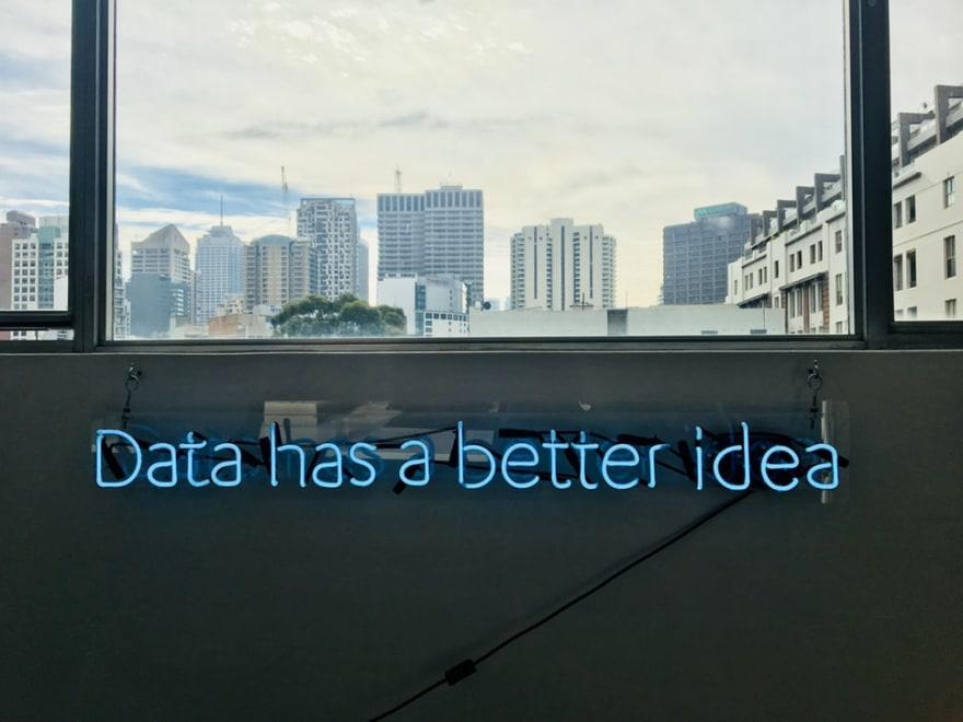 data image from unsplash