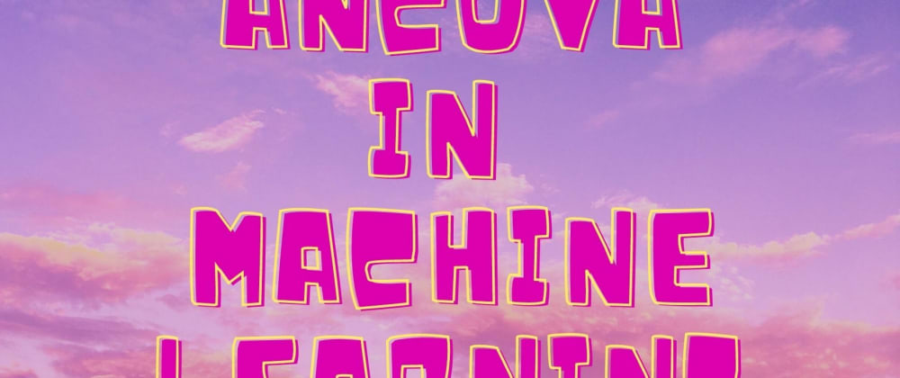 Cover image for ANCOVA - Machine Learning