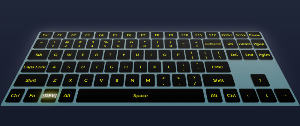 Cover image for Productivity boost with the keyboard in Visual Studio Code