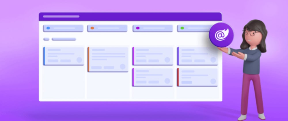 Cover image for Key Features of the Syncfusion Blazor Kanban Board