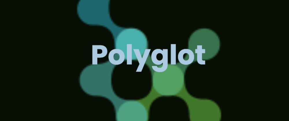 Cover image for Introducing to you - Polyglot
