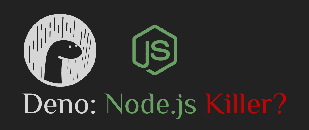 Cover image for Deno: Node.js Killer? Introduction & Demo | Ryan Dahl