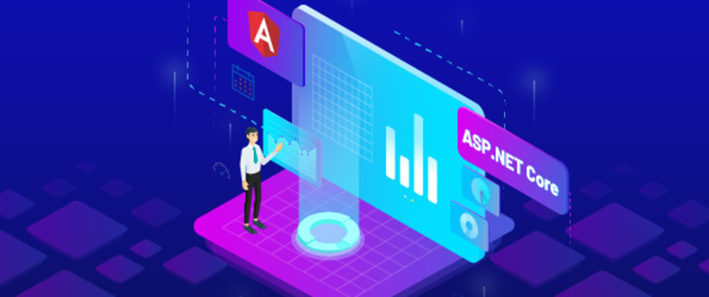 Cover image for Create Report Viewer Component in Angular app with ASP.NET Core