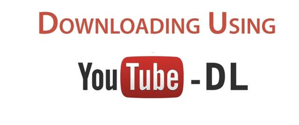 Cover image for Youtube-dl-gui. A sane way to download youtube videos in bulk