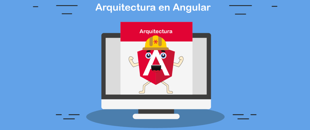 Cover image for Arquitectura enAngular