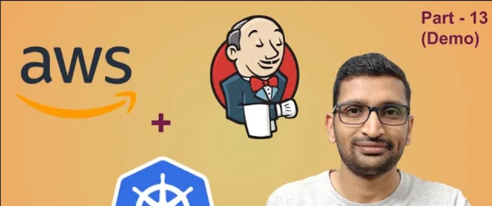 Cover image for How I set up AWS Kubernetes Jenkins pipeline?