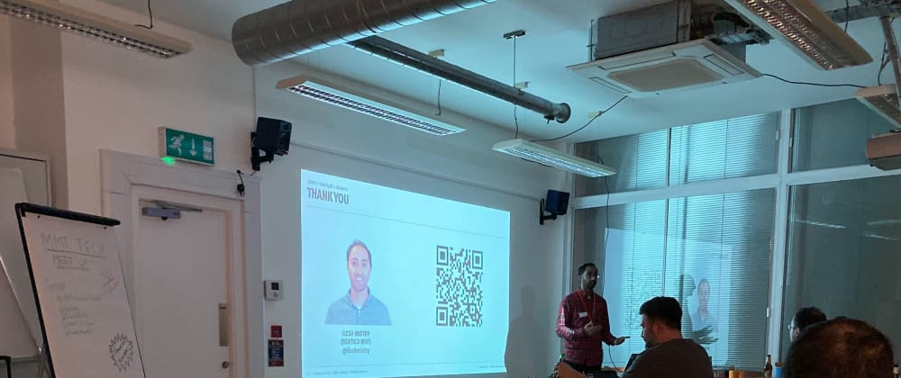 Cover image for MMT Tech Meet-up - My top 5 key takeaways from the GatsbyJS and Kontent Meetup