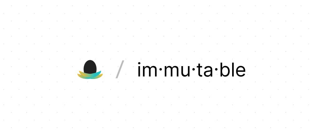 Cover image for immutable* vs immutable