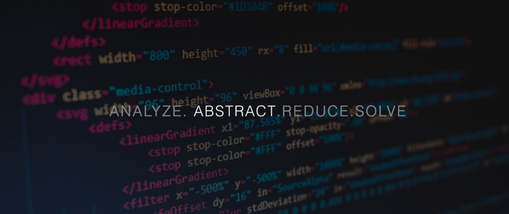 Cover image for Abstract Programming with Javascript - Designing a  notifications interface