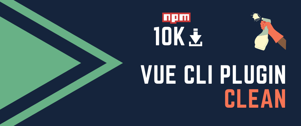 Cover image for Vue Clean Celebrates Its First 10K Downloads