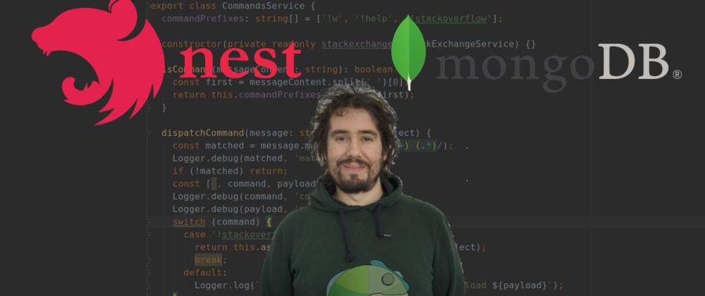 Cover image for Coder un système de migration pour NestJS avec mongoose