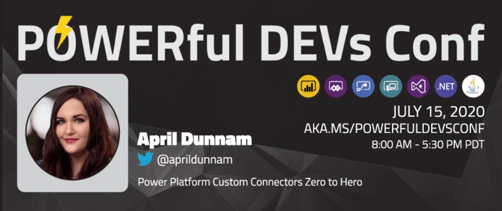 Cover image for Power Platform Custom Connectors Zero to Hero