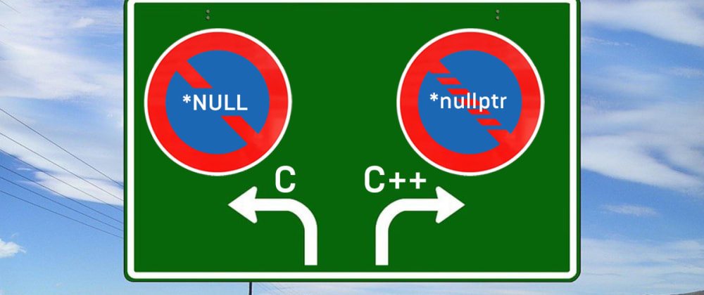 Cover image for Null pointers in C++: what you can and can't do