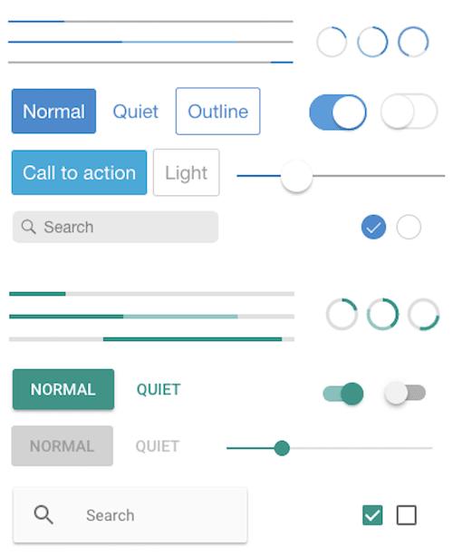 Onsen UI Samples
