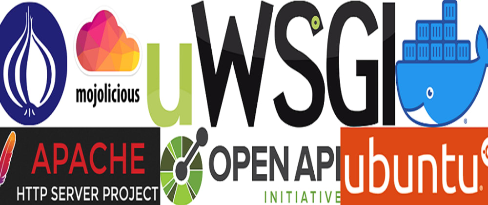 Cover image for Getting ready for production (Apache + uWSGI + Mojo)