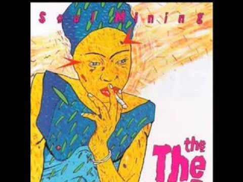 "the The album cover, ""Soul Mining"""