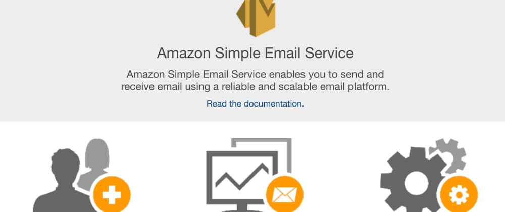 Cover image for Application Emails with Amazon Simple Email Service