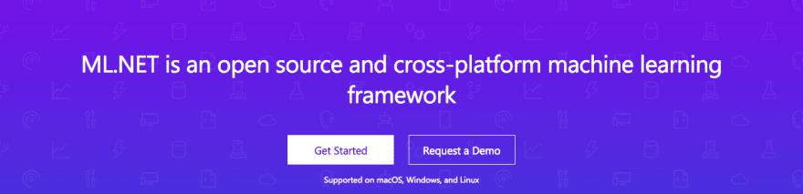ML .NET