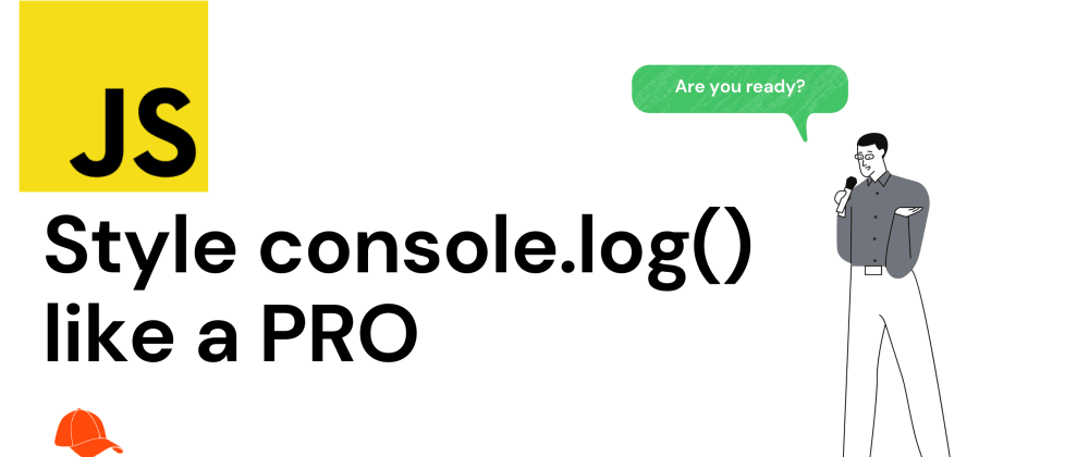 Cover image for Style console.log() like a PRO